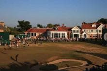 Players unhappy about treacherous 15th green at The Open