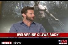 Hollywood actor Hugh Jackman is back in his Wolverine avatar