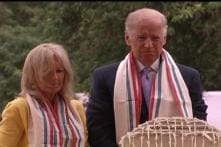 Joe Biden in Mumbai to focus on US-India trade partnership