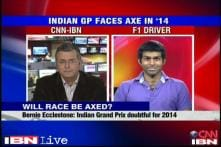 Hurdles need to be sorted out for 2014 race to happen: Karun Chandhok