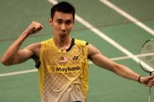 Will be thrilling to watch Lee Chong Wei in action: Gavaskar
