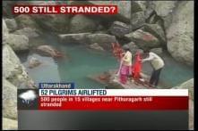 Uttarakhand floods: Kailash Mansarovar pilgrims airlifted