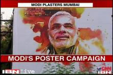 Modi's Hindu nationalist poster: Is Hindu nationalism a cornerstone of BJP's 2014 poll campaign?