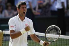 Djokovic pulls out 5-set win over del Potro