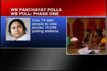 WB panchayat polls: Sporadic instances of violence reported