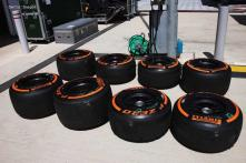 Tyres burst for four drivers at British Grand Prix
