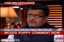 Muslims are being provoked by their leaders against Modi: BJP