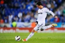 Cristiano Ronaldo set to sign new deal at Real Madrid