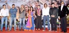 Amitabh Bachchan, Ajay Devgn, Kareena Kapoor: The star-studded music launch of 'Satyagraha'