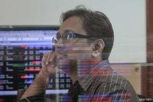Sensex ends 155 points down ahead of RBI policy