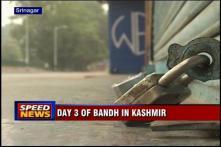 J&K: Curfew lifted in Kashmir, Amarnath Yatra resumes