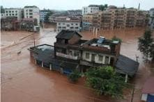 29 dead, 14 missing in floods in China