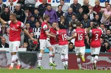 Arsenal draw 2-2 with Napoli in Emirates Cup