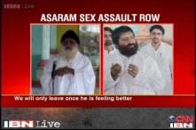 Asaram is unwell, says his son; police refuse to extend deadline