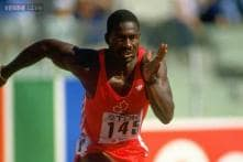 Ben Johnson promotes new anti-doping campaign