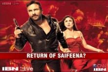 Bollybuzz: Saifeena to return in 'Happy Ending'