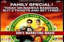 Shah Rukh vs Akshay: The box office report