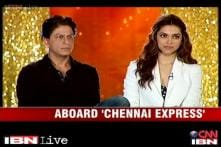 Watch:'Chennai Express' star cast in an interview with Rajeev Masand
