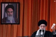 Iran's Khamenei blames outsiders for Middle East's woes