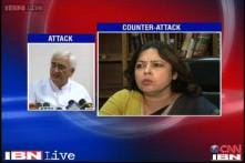 BJP compares Khurshid to a cockroach after his Modi frog remark