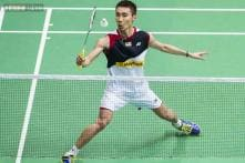 Lee Chong Wei still doubtful for IBL