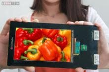 LG Display unveils world's first Quad HD LCD panel for smartphones