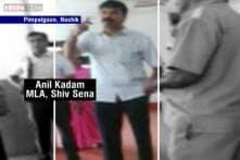 Nashik: Sena MLA who abused toll plaza women staff arrested, released