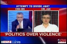 BJP playing politics over Kishtwar violence: Omar Abdullah