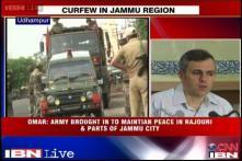 Kishtwar violence: Omar asks people not to fall prey to politics