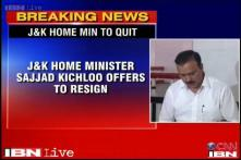 Kishtwar violence: Sajjad Kichloo resigns as J&K Home Minister