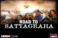 Road to Satyagraha: Watch the star cast share their experiences