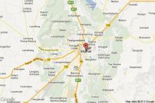 Three injured in bomb explosion in Manipur