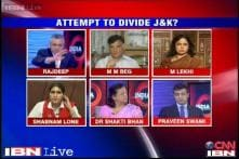 Is there an attempt being made to divide and communalise Jammu and Kashmir Further?