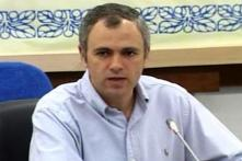 We are treated as if we don't belong to India: Omar Abdullah