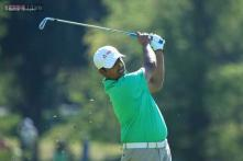 Lahiri two off the lead, Jeev misses out at European Masters