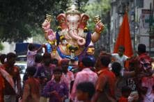 More than one lakh Ganesh idols immersed in just two days