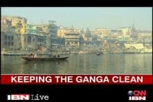 81-year-old IIT professor gives up water to save Ganga river
