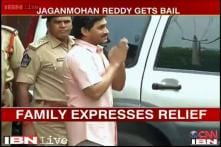 DA case: Jagan gets bail after 16 months, family expresses relief