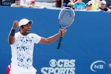 Paes, Somdev in doubles semis in respective ATP events