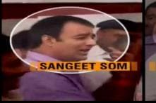 Meerut clashes: Sangeet Som's brother arrested, wife booked