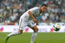 I did not have Carlo Ancelotti's trust at Real Madrid, says Mesut Ozil