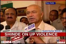 Shinde blames political parties for Muzaffarnagar riots