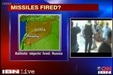 Russia says ballistic missiles fired in Mediterranean