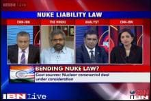 Is India under US pressure on the nuke liability law?