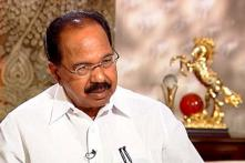 No decision on shutting petrol pumps at night: Moily