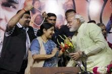 What is the cost of diamond necklace that Gadkari gifted to Modi, asks NCP