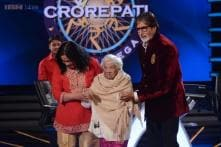 KBC: Fan doesn't remember anything except Amitabh's name