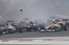 Bernie Ecclestone gives Indian Grand Prix a miss