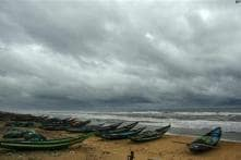 Cyclone hits Andaman Nicobar islands, Andhra Pradesh on high alert