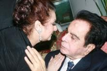 Saira and I mean more to each other now: Dilip Kumar